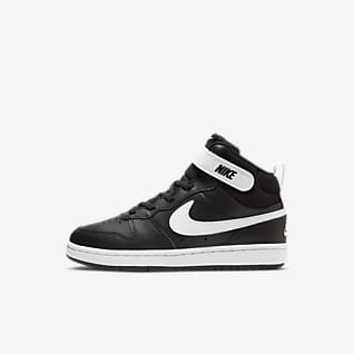 Nike Court Borough Mid 2 Little Kids' Shoe