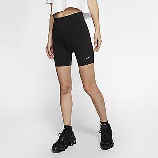 Nike Sportswear Leg-A-See Γυναικείο σορτς ποδηλασίας