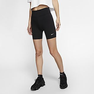 Nike Sportswear Leg-A-See Calções tipo ciclista para mulher