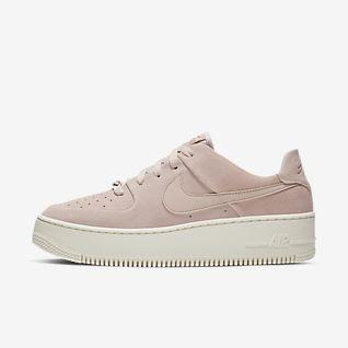 nike air force 1 donna rosa cipria