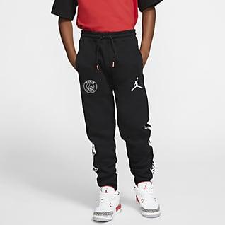 PSG Joggers de teixit Fleece - Nen