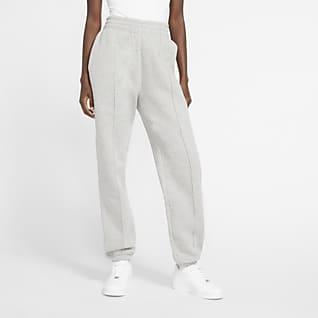 Nike Sportswear Essential Collection Dámské flísové kalhoty