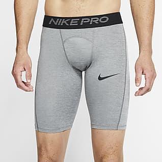 Nike Pro Lang shorts til herre