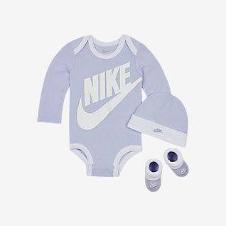 Nike Conjunt de tres peces - Nadó (0-6 M)