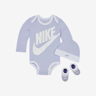 Nike Conjunto de 3 peças para bebé (0-6 M)