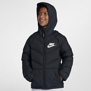 Nike Sportswear Parka para niños talla grande