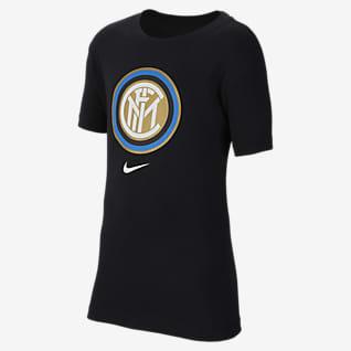 Inter Milan Older Kids' Football T-Shirt