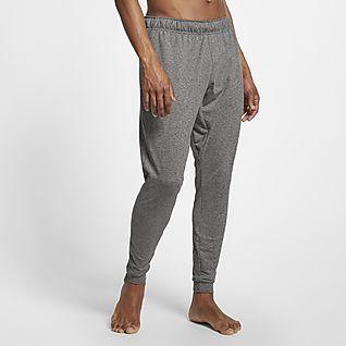 Nike Dri-FIT Мужские брюки для йоги