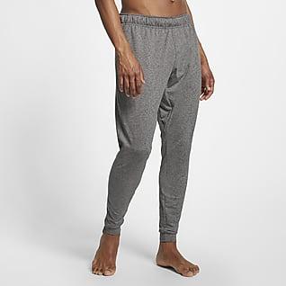 Nike Dri-FIT Pánské kalhoty na jógu