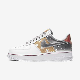 Nike Air Force 1 LV8 Special Edition Camel Sneaker NWT