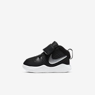 Nike Team Hustle D 9 รองเท้าทารก/เด็กวัยหัดเดิน