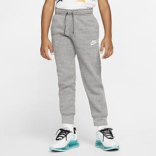 Nike Sportswear Club Fleece Bukser til mindre børn