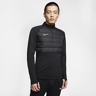 Nike Dri-FIT Academy Winter Warrior Мужская футболка для футбольного тренинга