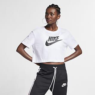 Nike Sportswear Essential Damski T-shirt o krótkim kroju