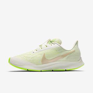 Køb Nike Air Zoom Pegasus 36 til Dame i Grå | Spar 20% lige nu