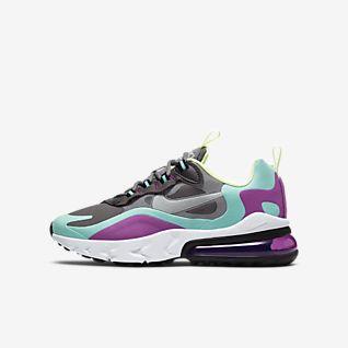Nike Air Max 270 React Buty dla dużych dzieci