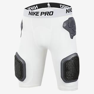 Nike Pro HyperStrong Shorts de fútbol para niño talla grande
