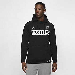 París Saint-Germain Sudadera con capucha de tejido Fleece