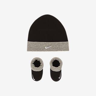 Nike Conjunto de gorro y botines para bebé (0 a 6 meses)