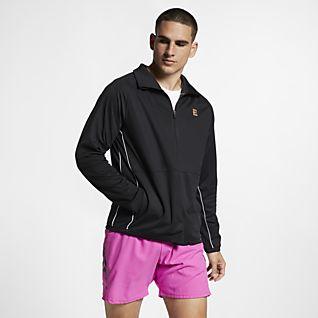 NikeCourt Chamarra de tenis para hombre