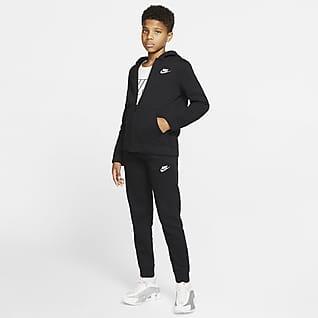 Nike Sportswear Tracksuit til store barn (gutt)