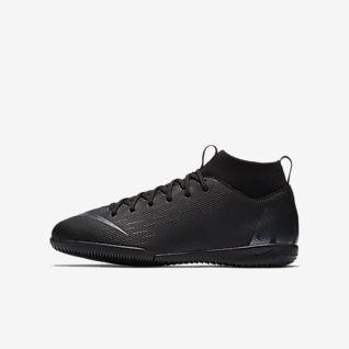 Nike Jr. SuperflyX 6 Academy IC Chaussure de football en salle à crampons pour Jeune enfant/Enfant plus âgé