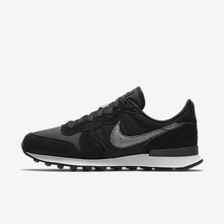 Nike Internationalist Glitter Женская обувь