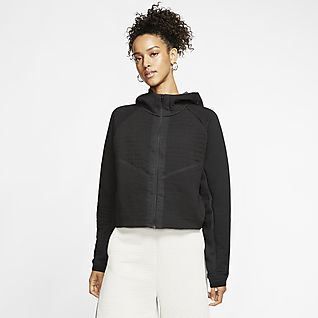 Nike Sportswear City Ready Jaqueta de teixit Fleece amb cremallera completa - Dona
