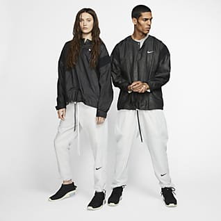 Nike x Fear of God Ανδρικό υφαντό παντελόνι