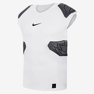 Nike Pro HyperStrong Prenda para la parte superior con 4 almohadillas para hombre