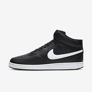 Nike Court Vision Mid Мужская обувь