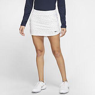 Nike Dri-FIT Girls' Printed Golf Skirt
