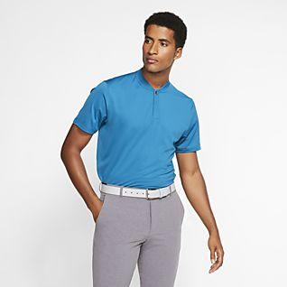 Nike Dri-FIT Tiger Woods Golfpikétröja för män