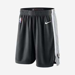 San Antonio Spurs Icon Edition Męskie spodenki Nike NBA Swingman