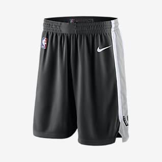 San Antonio Spurs Icon Edition Men's Nike NBA Swingman Shorts