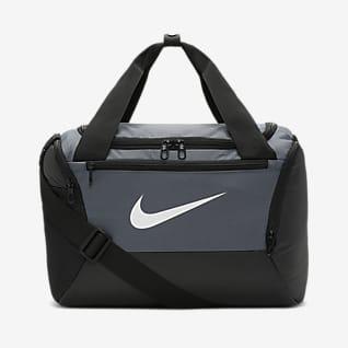 Nike Brasilia Сумка-дафл для тренинга (очень маленький размер)