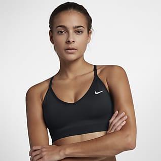Nike Indy สปอร์ตบราผู้หญิงซัพพอร์ตระดับต่ำ