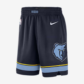 Memphis Grizzlies Icon Edition Men's Nike NBA Swingman Shorts