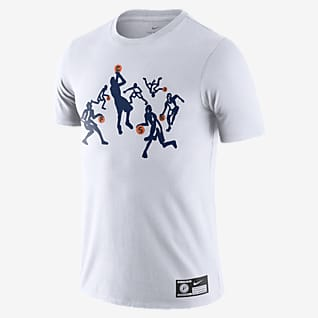 Indiana Pacers Nike x Filip Pagowski Men's NBA T-Shirt