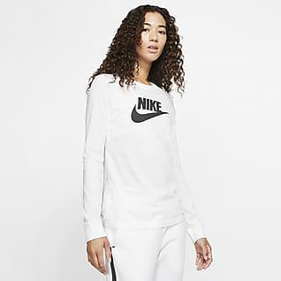 Nike Sportswear Dámské tričko s dlouhým rukávem