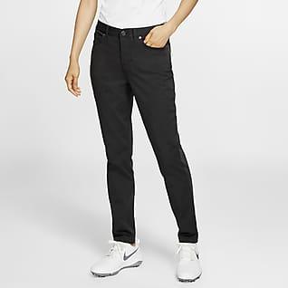 Nike Calças de golfe de corte estreito para mulher