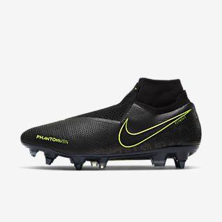 Nike Phantom Vision Elite Dynamic Fit Anti-Clog SG-PRO Футбольные бутсы для игры на мягком грунте SG-PRO