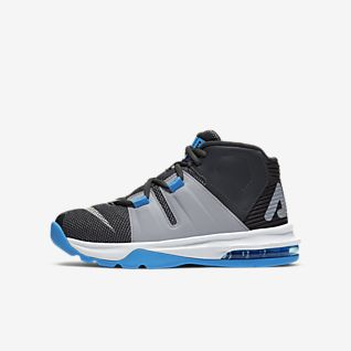 Nike Air Max Charge Big Kids' Basketball Shoe