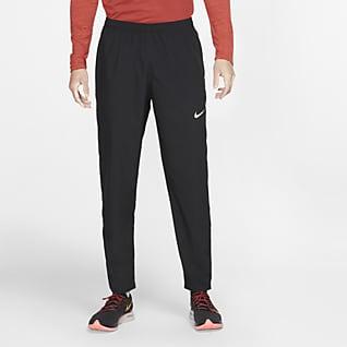 Nike Мужские беговые брюки из тканого материала