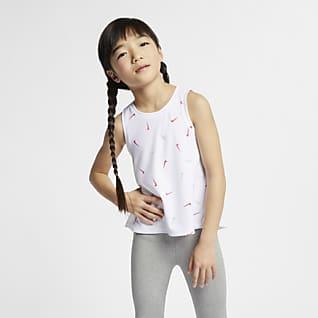 Nike Dri-FIT Koszulka bez rękawów dla małych dzieci