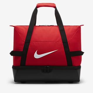 Nike Academy Team Hardcase Τσάντα γυμναστηρίου για ποδόσφαιρο (μέγεθος Large)