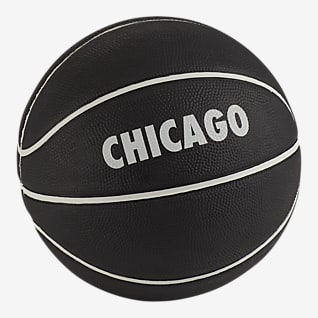 Nike Skills Chicago Balón de básquetbol (tamaño 3)