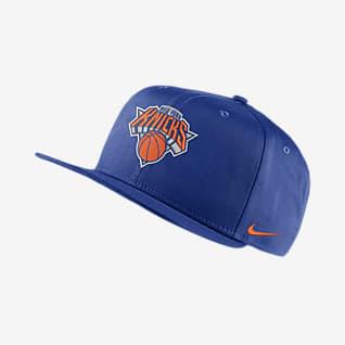 New York Knicks Nike Pro Бейсболка НБА
