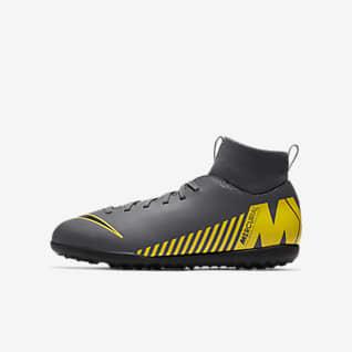 Nike Jr. Superfly 6 Club TF Voetbalschoen voor kleuters/kids (turf)