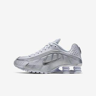 Blanc Nike Shox Chaussures. Nike FR